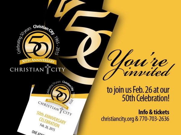 50th Anniversary Celebration Promotional Resources ...