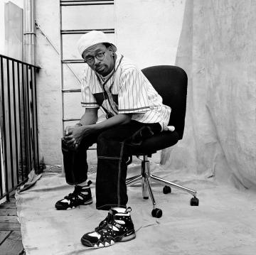 spike lee by Christian Coigny