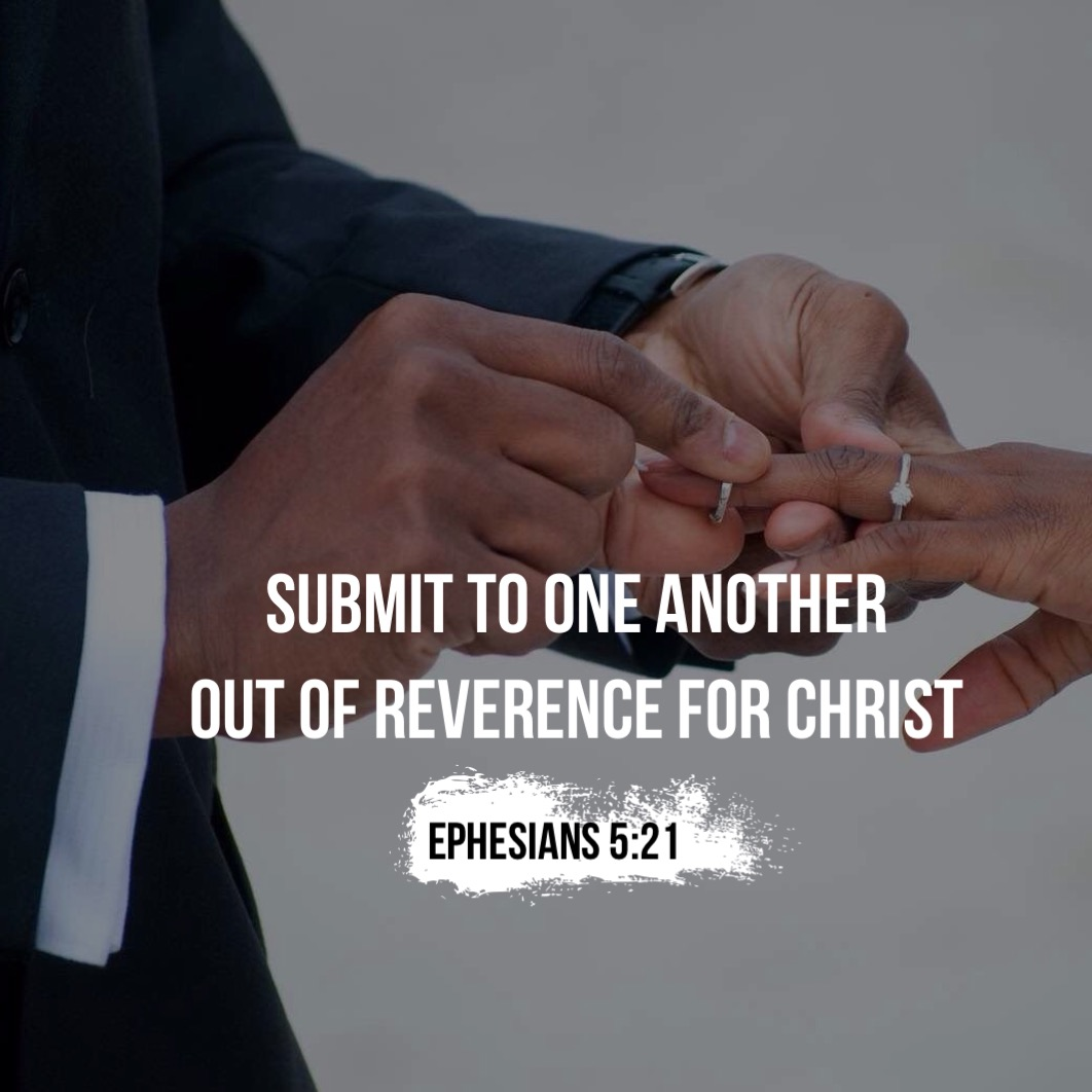 Biblical Submission In Marriage