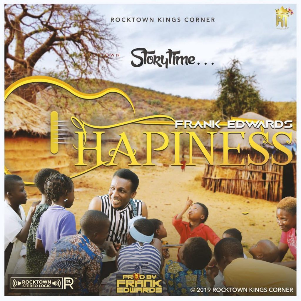 HAPPINESS BY FRANK EDWARDS MP3 DOWNLOAD