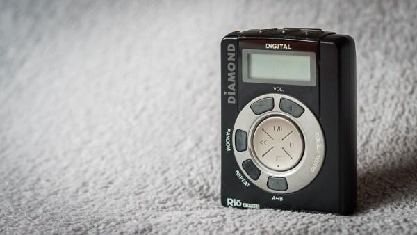 Good bye MP3
