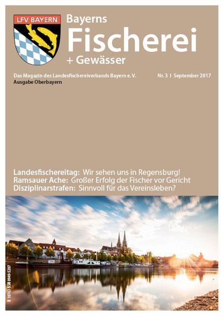Artdirection + Relaunch für MK&F / Jahresbericht + Magazin für Landesfischerverband Bayern e. V.
