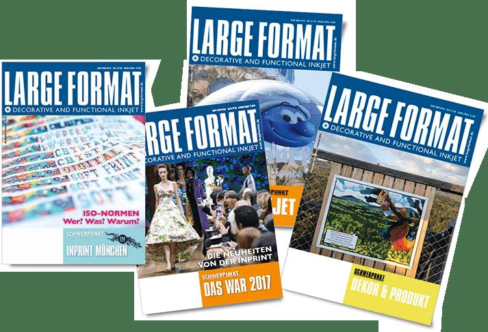 Artdirection / Large Format Magazin / will Magazine Verlag GmbH