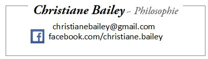 christiane bailey