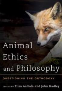 animal ethics and philosophy