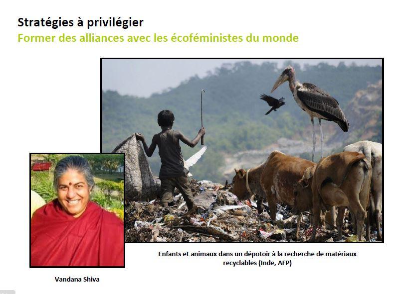 ecofeministe Vandana Shiva