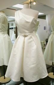 Wedding Dress One Shoulder