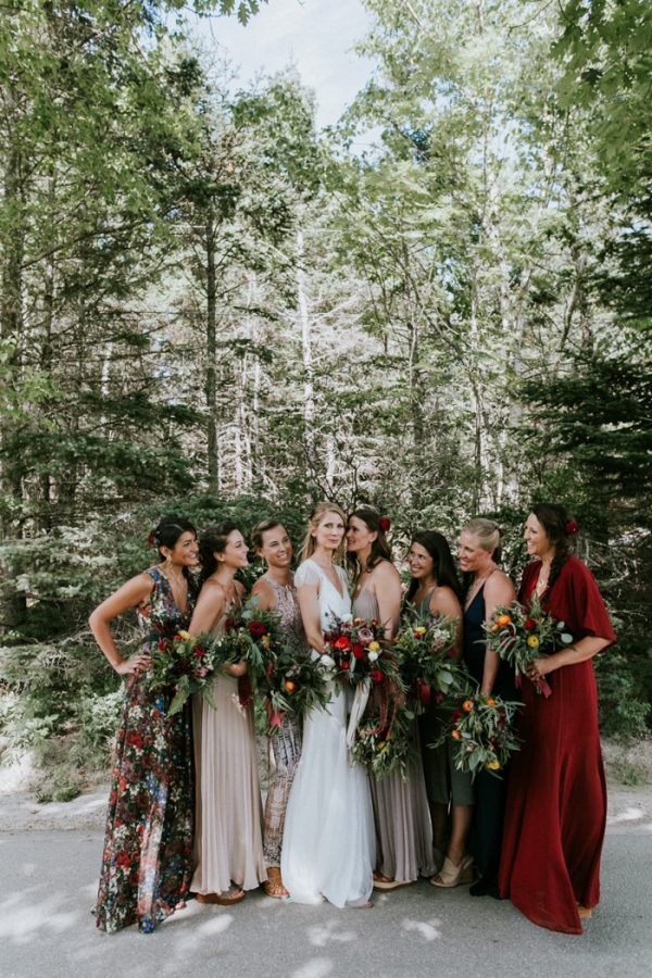 Why Do Your Bridesmaids Need to Wear the Same Dress? No, seriously...why?