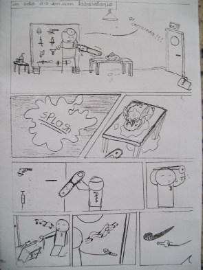 quadrinhos 7ºC 2