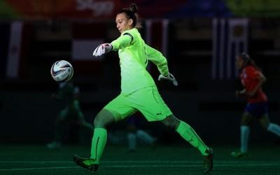 Christiane Endler Futbolista Profesional