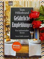 Buchcover des Kriminalromans Gefaehrliche Empfehlungen