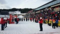 Rydzek crushed the Nordic tour