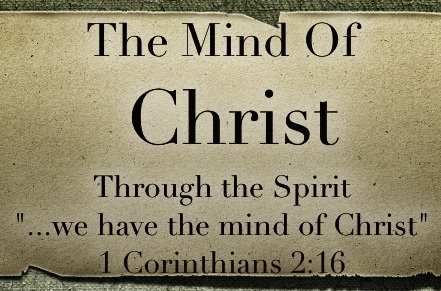 Image result for image we have the mind of Christ