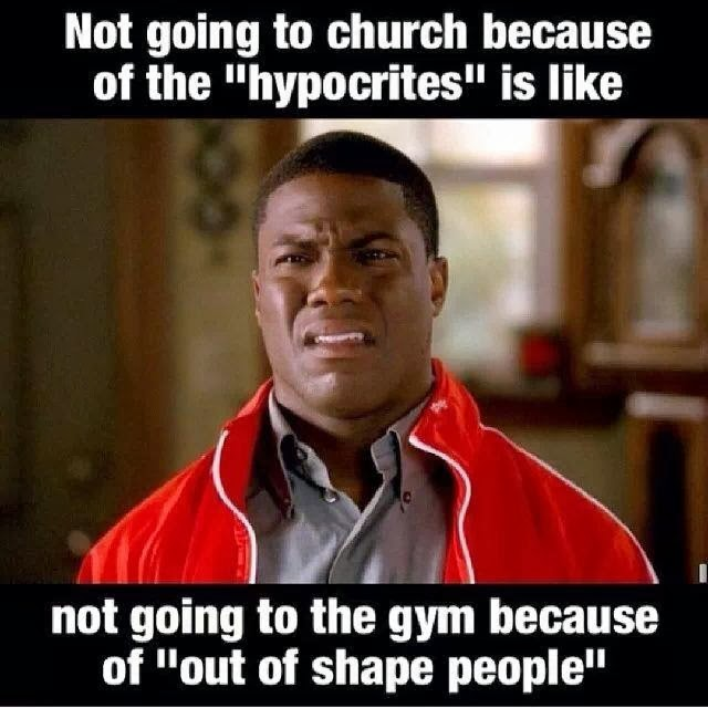 Image result for church attendance meme