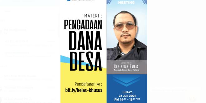 ms training and consulting pengadaan dana desa