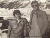 12/1977 Vorstellung FIAT Team Rallye Monte Carlo