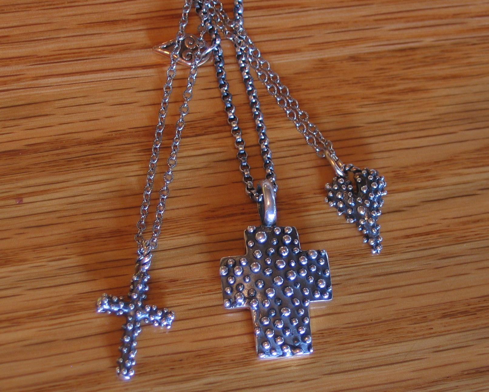 Dew Drop Necklaces