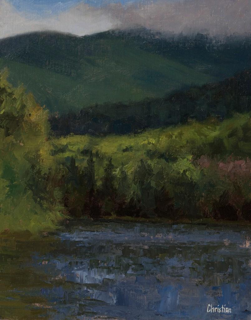 Heart-Lake-Overcast-11x14