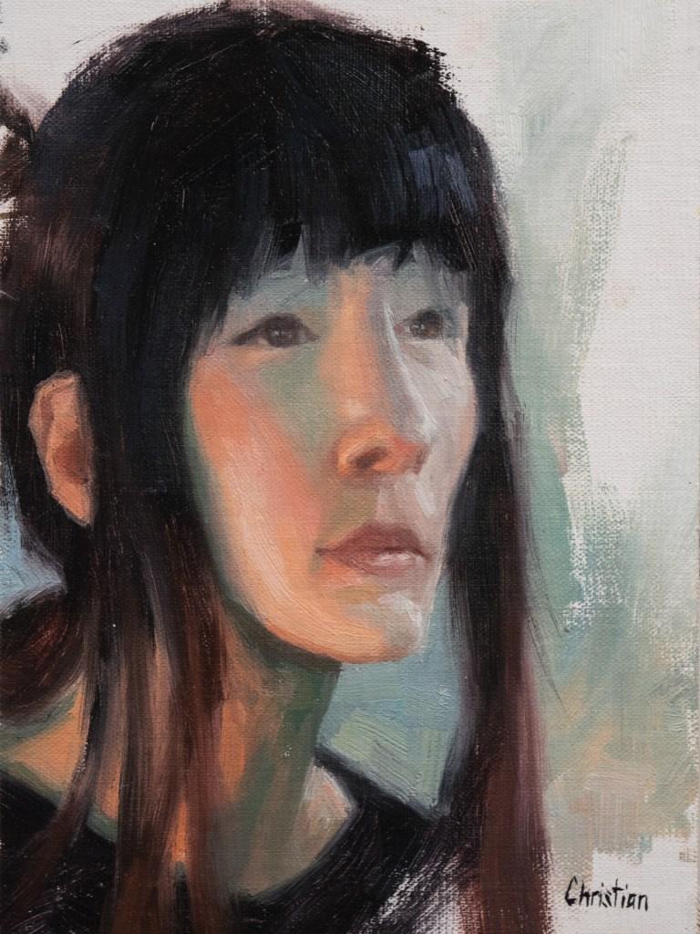 Asian-Lady-Study-6x8