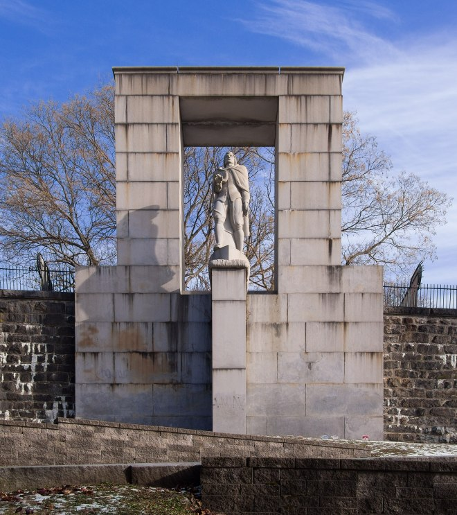 1917px Roger Williams statue in Prospect Terrace 62440 768x865