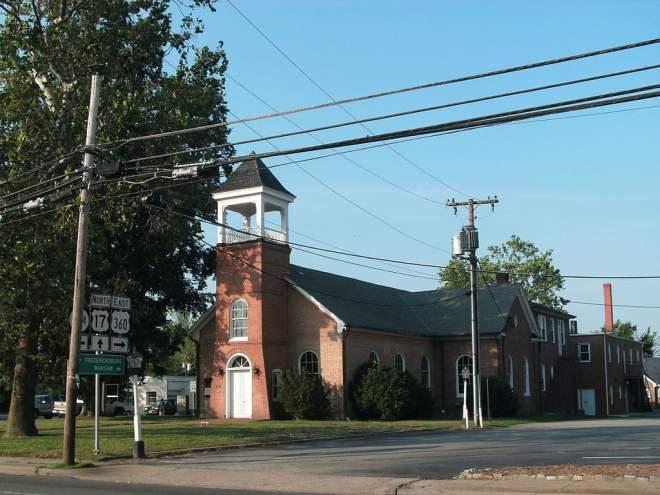 1024px Tappahannock Historic District   Beale Memorial Baptist Church 768x576