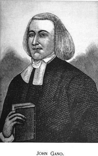John Gano Baptist minister