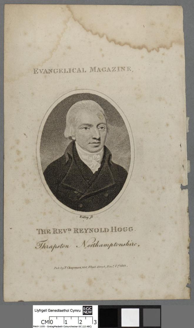 Portrait of Revd. Reynold Hogg Thrapston Northamptonshire 4669826 768x1296