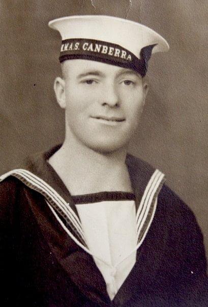 The sailor   Frank Jenner