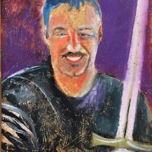 Portrait of Bob from Christiania