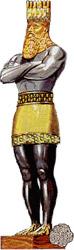 Statue in Daniel 2