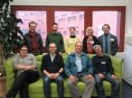 Group members at iDiv, Leipzig