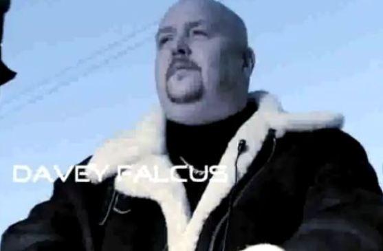 Christian Testimony Davey Falcus