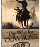 NIV The Way for Cowboys New Testament