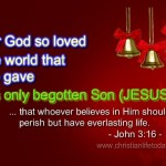 The Greatest Gift John 3 v 16