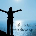 I Lift My Hands by Chris Tomlin