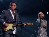 Carrie singing with Vince Gill How Great Thou Art