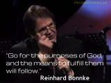 Reinhard Bonnke The ABC of the Gospel