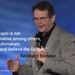 Reinhard Bonnke Preach The Original Gospel Hillsong Conference