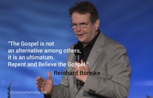 Reinhard Bonnke Preach The Original Gospel Hillsong Conference