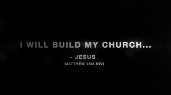 I will build my Church - Jesus