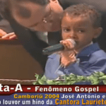 Jotta A 6 years old Amazing worship