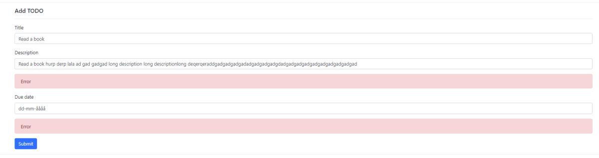 Angular custom validators + trick for flexible custom