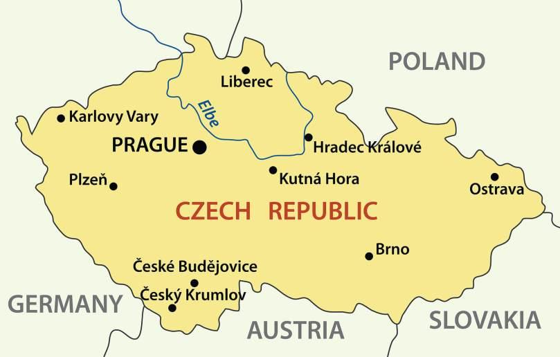 Christian Manrique República Checa