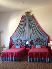 Dali and Gala's bedroom.