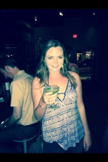 First drink as a 21 year old!