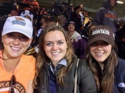 giants game with Babson SF!