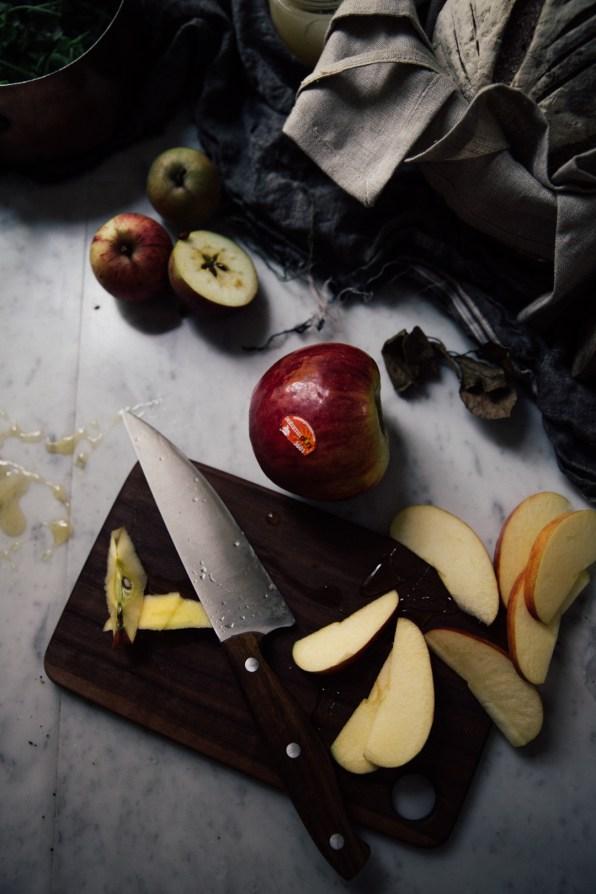 apple-ricotta-honey-toast-on-rye-by-christiann-koepke-of-christiannkoepke-com-8