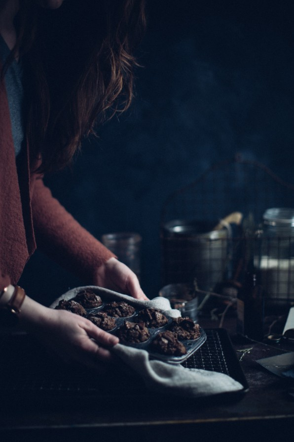 Chocolate Espresso muffins | Photography & Styling by Christiannkoepke.com-19