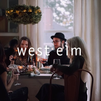 West Elm | Front + Main blog – Bringing holiday cheer into a studio apartment | December 2016