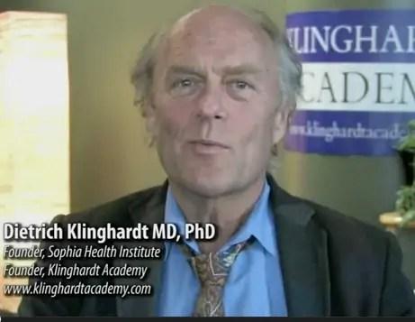 Resultado de imagen de dr. dietrich klinghardt sophia health institute